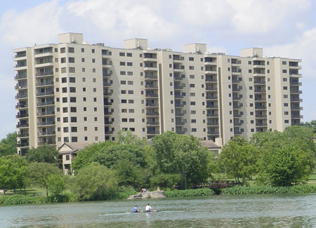 The Towers on Town Lake